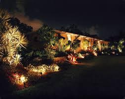 miami landscape lighting. miami shores residence landscape lighting