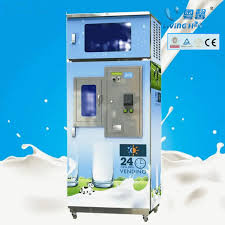 Milk Vending Machines For Sale Custom Automatic Fresh Milk Vending Machine 48l Milk Dispenser With Cion