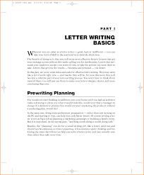 5 Proper Letter Writing Writable Calendar