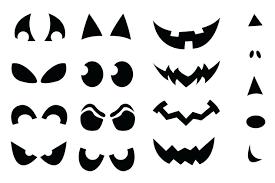 Printable Templates Jack O Lantern Picture High Halloween Bat ...