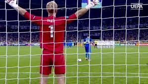عشاق ايطاليا في العالم العربي - ركلات ترجيح ربع نهائي يورو 2012 بين ايطاليا  و انجلترا 🔥🇮🇹