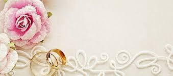 Wedding Ring Background Designs Pink Roses Background