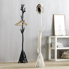 Real Tree Coat Rack Inspiration Sculpted In The Shape Of Natural Tree Limbs What About Just