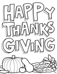 Small Picture happy thanksgiving coloring pages printable Coloring Pages Ideas