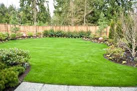Backyard Landscaping For Privacy  Large And Beautiful Photos Home Backyard