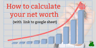Net Worth Calculator How To Calculate Your Net Worth With Free Calculator Eat