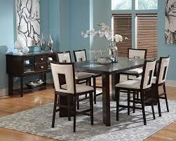 delano pub table set with ed glass