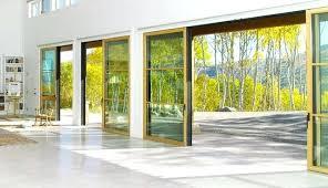 glass door wall doors garage walls