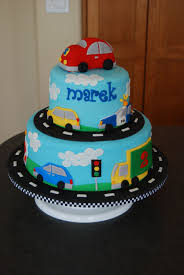 birthday cakes for boys cars. Plain For Vehicles Birthday Cake  Made For A Little Boy Who Loves Anything With  Wheels Top Car Is RKT Everything Else Fondant TFL In Cakes For Boys Cars R