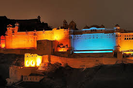 Purana Qila Light And Sound Show Video 7 Sound And Light Shows In India