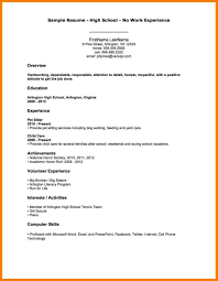 How To Complete A Resume How To Complete A Resume How 1