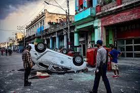 Erstmals seit Jahren: Tausende protestieren in Kuba gegen die Regierung -  Politik - Tagesspiegel
