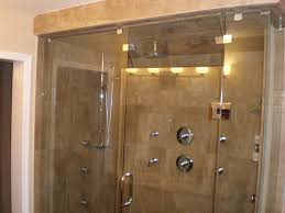 walk in shower lighting. Walk In Shower Lighting. Doorless Showers With Granite Walls Enclosures Modern Master Lighting