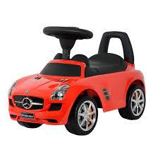 """<b>Каталка</b> детская """"<b>Mercedes</b>-<b>Benz SLS AMG</b> С197"""" (красная ..."""
