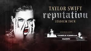 Taylor Swift Reputation Stadium Tour Levis Stadium