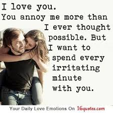 I Love U Thoughts