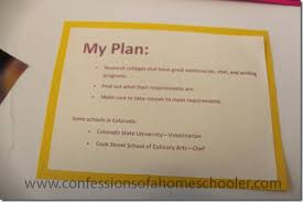 My Career Path Assignment Confessions Of A Homeschooler