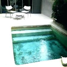 Square Swimming Pool Designs Awesome Decoration