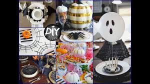 50+ DIY Halloween Centerpieces & Table Decorations Ideas for Party