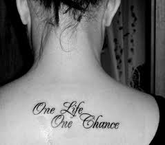 Quote Tattoos For Women Cool 48 Awesome Designs Of Tattoos For Women BigShocking