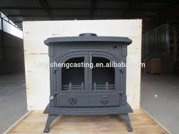 china manufacture 13kw indoor hot metal wood burning free standing fireplace fireplace indoor fireplace free standing fireplace on