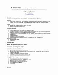 Architectural Technologist Resume Sample Architectural Technologist Resume Sample Best Of Architectural 1