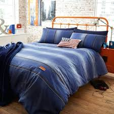 denim duvet covers king eurofestco for attractive household denim duvet cover king ideas