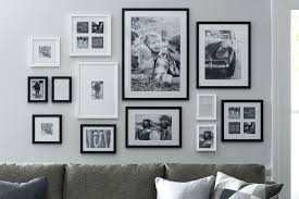 black picture frames wall. Brilliant Black Wall Art Frames Pertaining To Latest Arts  Black Framed Set  With Picture