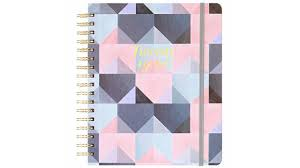 2019 2020 academic planner weekly monthly planner with tabs luxury vegan leather and thick