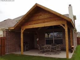 Patio Roof Design Plans And Best Gable Patio Roof Plans Quotes