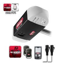 smart garage door openerSmart Garage Door Openers  Smart Home Access  The Home Depot