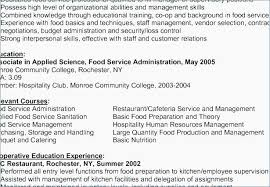 Skills To Put A Resume For Security Job Security Resume Objective