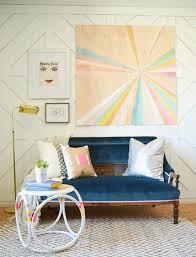 extra large pinwheel or starburst wall art diy vintage revivals  on large starburst wall art with remodelaholic 60 budget friendly diy large wall decor ideas