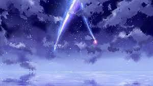 sky from Kimi no Na wa / Your Name 💫 4K ...