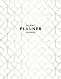 Student Of The Month Quotes Academic Planner 2018 2019 Art Deco 2018 2019 Planner 18 Month Weekly View Planner To Do Lists Motivational Quotes Jul 18 Dec 19 Paperback