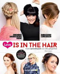 Bolcom Love Is In The Hair Maite Jaspers 9789401423021 Boeken