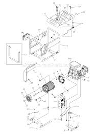 briggs and stratton 030424 0 parts list and diagram click to expand