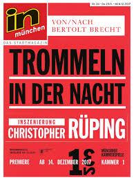 In München Das Stadtmagazin Ausgabe 242017 By Inmagazin