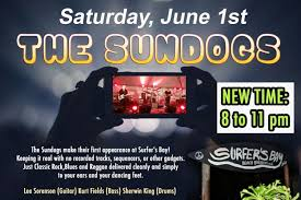 The Sundogs Live at Surfer's Bay - What's On In Barbados 2019-06-01