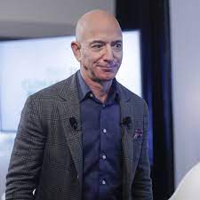 Amazon CEO Jeff Bezos grows fortune by ...