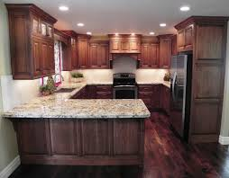 Kitchen Cabinet Restoration Kitchen Kitchen Colors With Dark Brown Cabinets Wainscoting