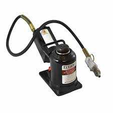 AME International 14461 20 Ton Low Profile Air Hydraulic Bottle Jack from