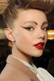 40s makeup catwalk take on clic 1940u0026 39 s makeup 40u0026 39 s makeup