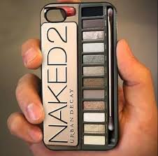 make up makeup palette phone cover urban decay cosmetics iphone cover iphone case