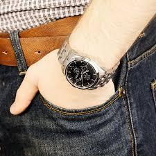 men s tissot couturier automatic chronograph watch t0356271105100 nearest click collect stores