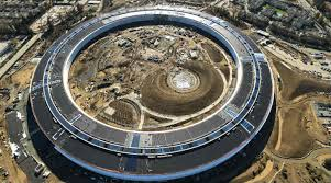 cupertino apple office. Apple Space Headquarters, New Campus, Spaceship Headquarters Cost, Cupertino Office 2