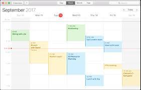 Basic Calendars How To Code A Basic Weekly Calendar That Looks Like Apples Calendar