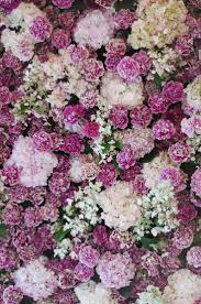Flower Wall The Hottest 2015 Wedding Trend 22 Flower Wall Backdrops