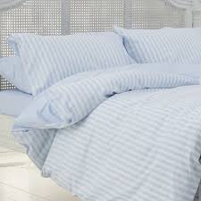 blue and white striped duvet cover blue stripe bed linen