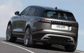 2018 land rover sport. perfect rover 2018 range rover velar  rear to land rover sport